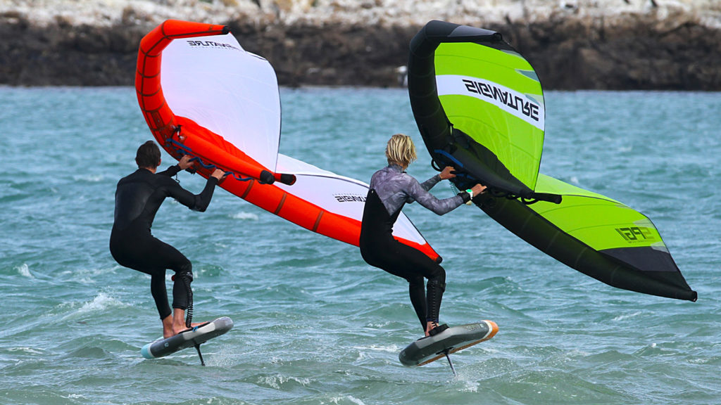 wing surfing australia